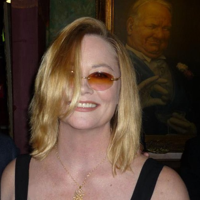 Cybill Shepherd as seen in January 2013