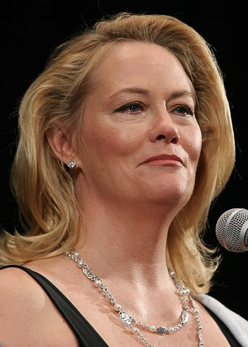 Cybill Shepherd as seen in July 2007