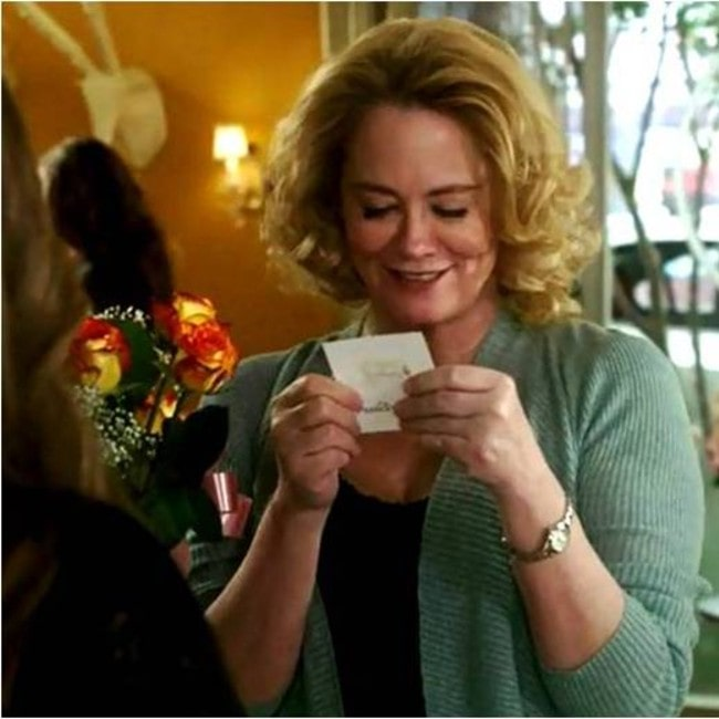 Cybill Shepherd on The Client List as seen in April 2012