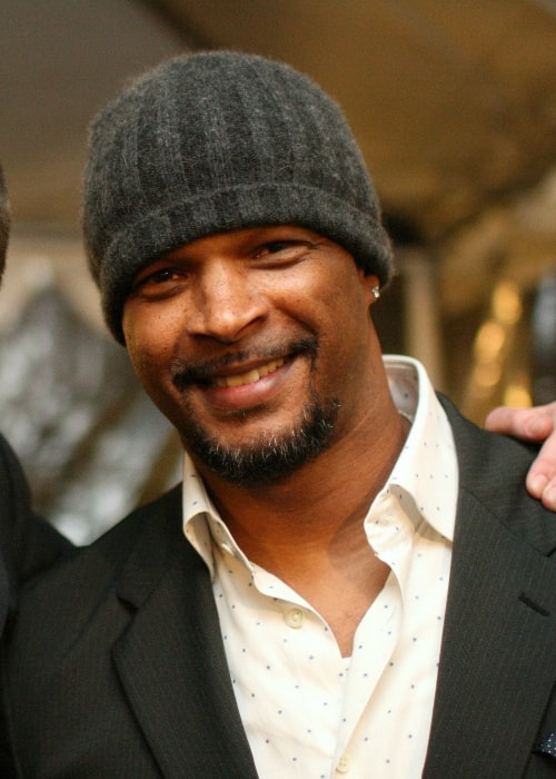 Damon Wayans as seen in a picture taken on January 23, 2008