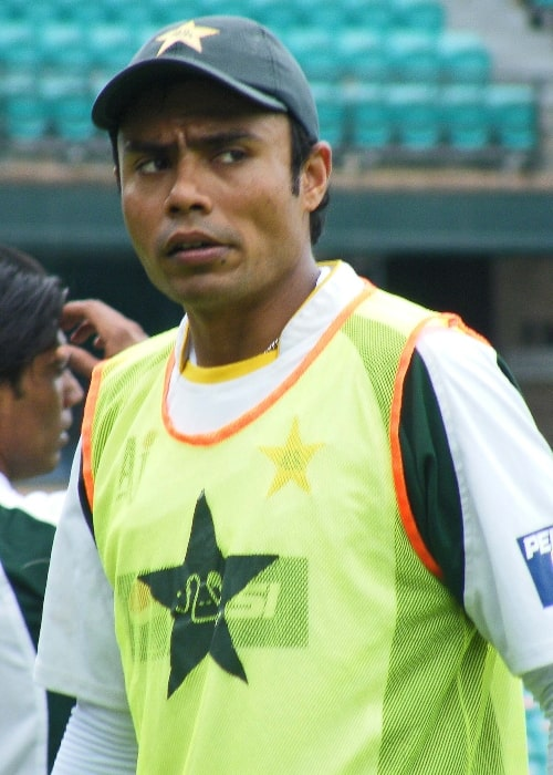 Danish Kaneria as seen in a picture taken in January 2010