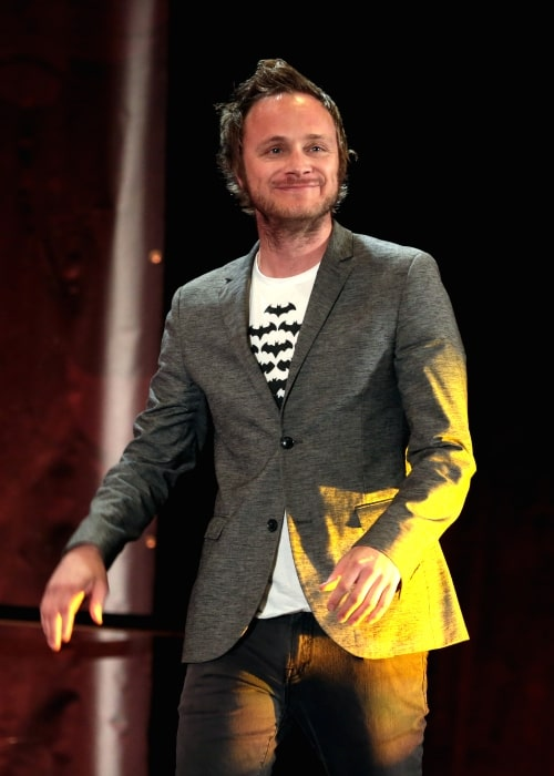 David Anders as seen in a picture taken Phoenix Comicon at the Phoenix Convention Center in Phoenix, Arizona in May 2017