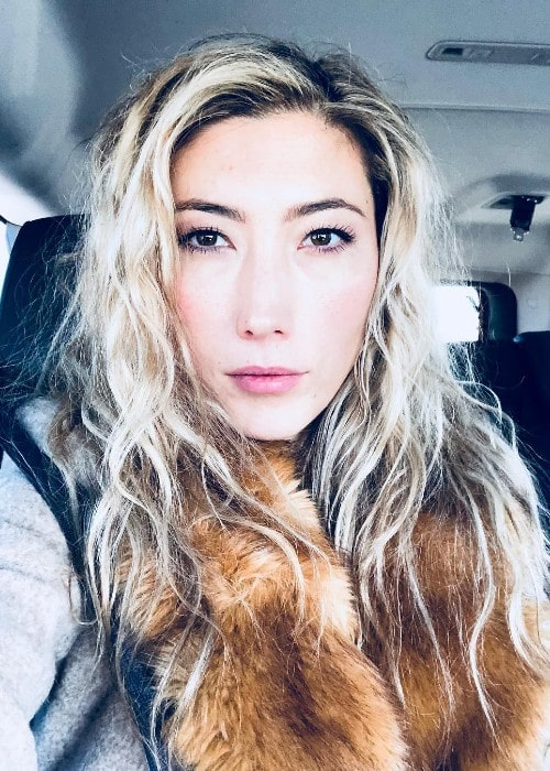 Dichen Lachman as seen in January 2018