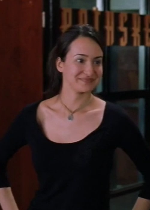 Elisabeth Waterston in a still from The Prince and Me in 2004