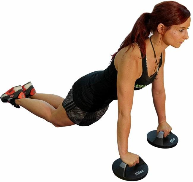 Elite Sportz Push Up Bars Workout