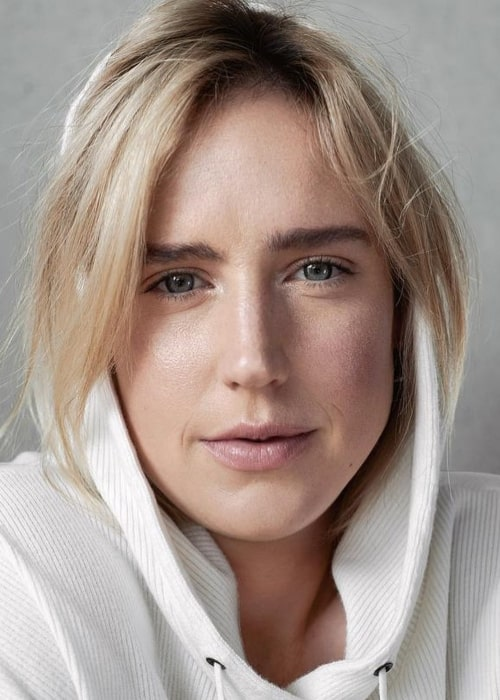 Ellyse Perry as seen in a closeup picture taken in July 2019