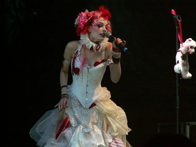 Emilie Autumn as seen in August 2007