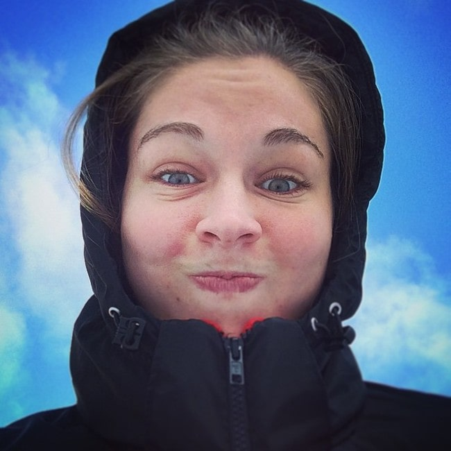 Emma Meesseman as seen in November 2014
