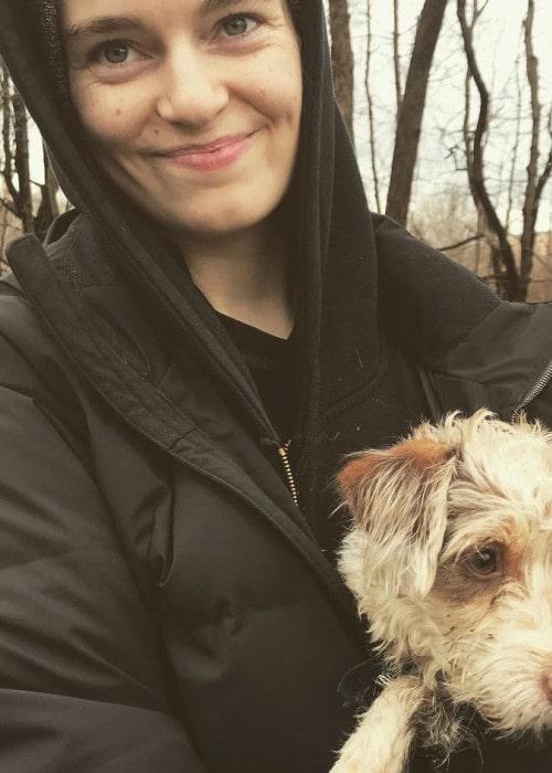Emma Portner in an Instagram post as seen in January 2019