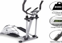 Exerpeutic Heavy Duty Magnetic Elliptical Review
