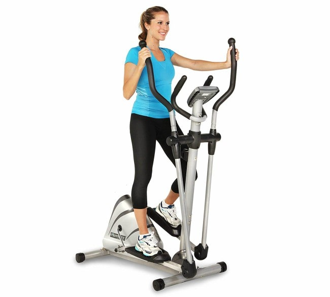Exerpeutic Heavy Duty Magnetic Elliptical Workout