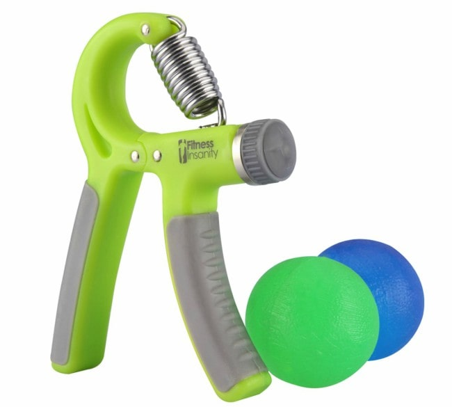 Fitness Insanity Hand Grip Strengthener