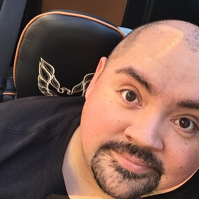 Gabriel Iglesias as seen in March 2019