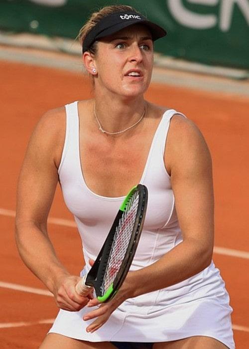 Gabriela Dabrowski as seen in May 2019