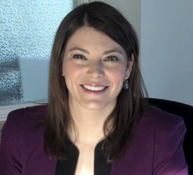 Gail Simmons as seen in March 2012