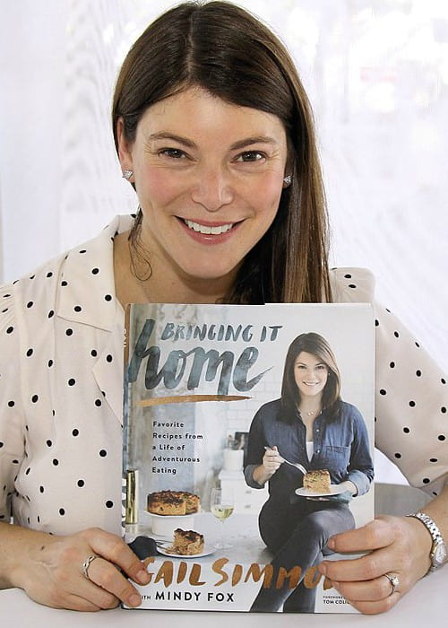 Gail Simmons at the 2017 Texas Book Festival