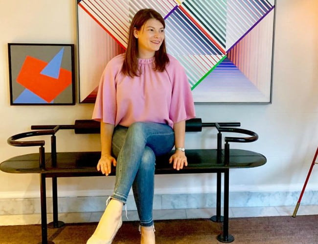 Gail Simmons in an Instagram post as seen in November 2019