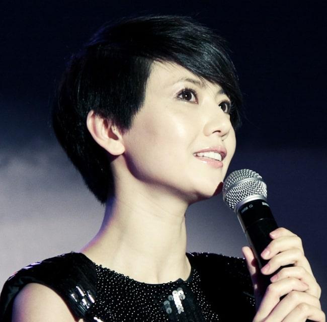 Gao Yuanyuan as seen in November 2009