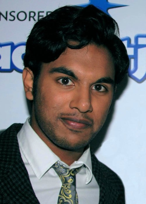Himesh Patel at the Inside Soap Awards as seen in September 2011
