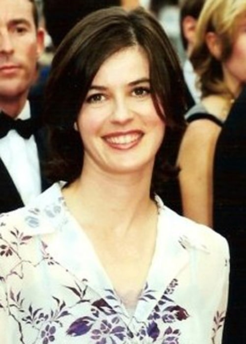 Irène Jacob as seen at the Cannes Film Festival in 1991