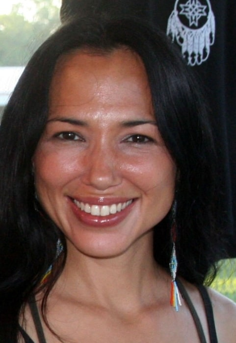 Irene Bedard as seen in June 2007