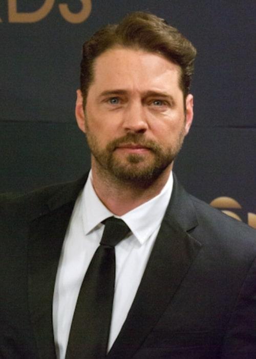 Jason Priestley as seen at Genie Awards 2012