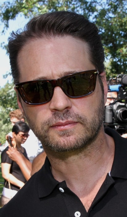 Jason Priestley as seen at the CFC Annual BBQ Fundraiser in September 2014