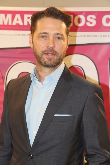 Jason Priestley as seen during an event in March 2016