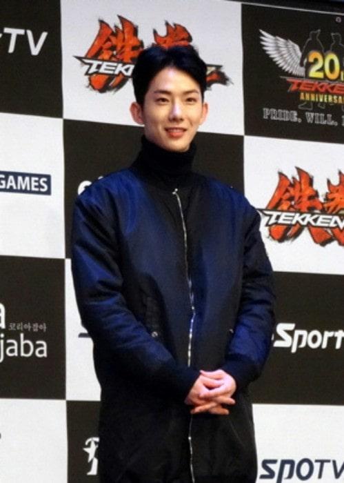 Jo Kwon as seen in January 2015