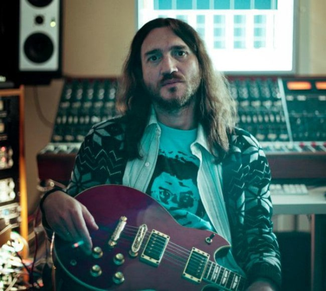 John Frusciante Height, Weight, Age, Body Statistics ...