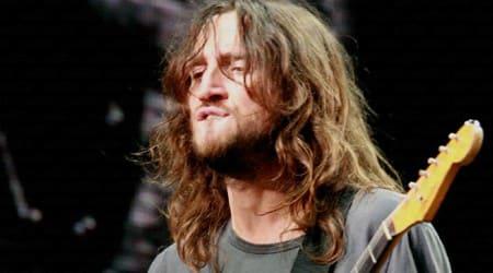John Frusciante Height, Weight, Age, Body Statistics