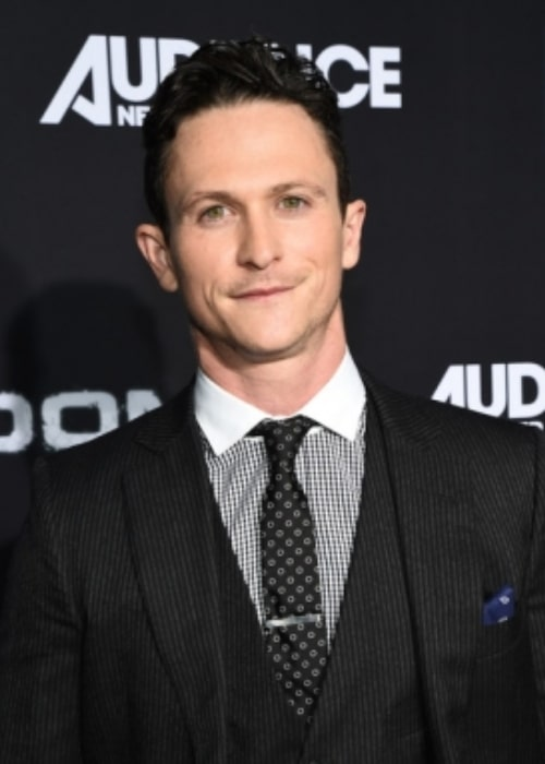 Jonathan Tucker as seen in April 2016