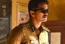 Joseph Vijay as seen in the movie Theri 2016