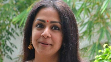 Jyothika Height, Weight, Age, Body Statistics - Healthy Celeb
