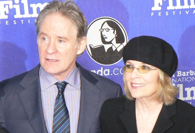 Kevin Kline as seen in a picture alongside Diane Keaton at the Santa Barbara International Film Festival Opening Night in January 2012