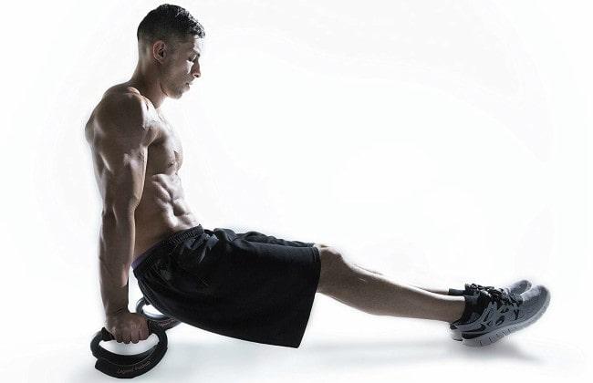 Legend Push Up Bar Workout