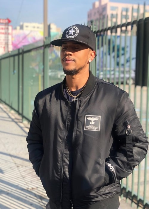 Lil' Fizz Height, Weight, Age, Body Statistics - Healthy CelebLil Fizz 2012