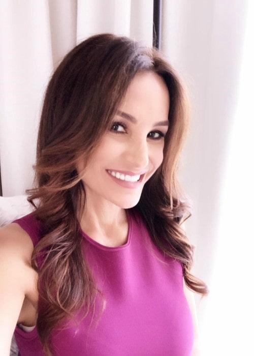 Lisa Ann in an Instagram selfie as seen in September 2019