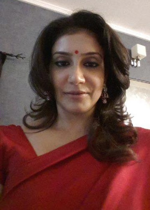 Lissy Lakshmi as seen in a close up selfie taken in February 2015