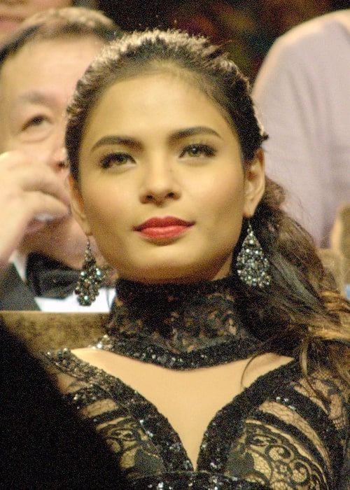 Lovi Poe as seen while attending the 69th Venice International Film Festival at Venice Lido on September 6, 2012