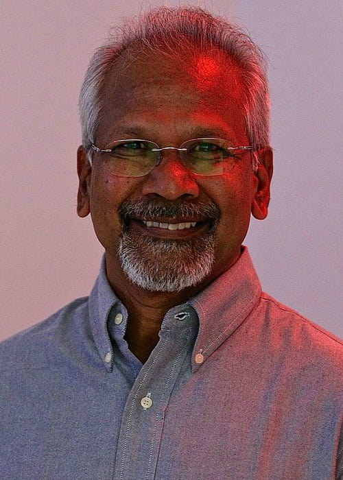 Mani Ratnam at the Museum of the Moving Image as seen in August 2015