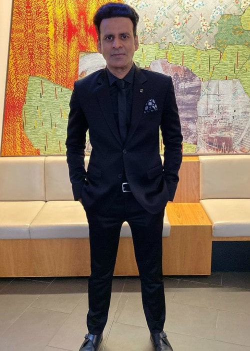 Manoj Bajpayee in an Instagram post as seen in November 2019