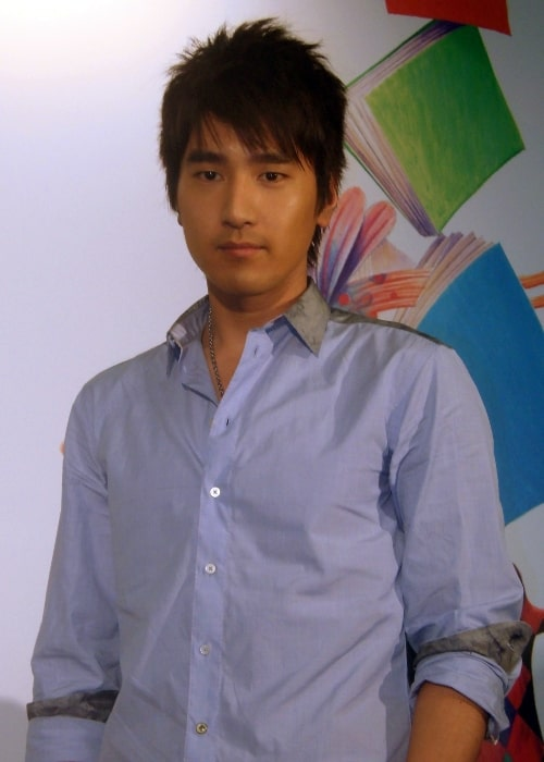 Mark Chao as seen at the 2010 Taipei International Book Exhibition