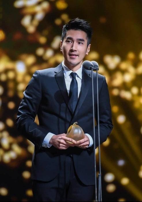 Mark Chao as seen in July 2018