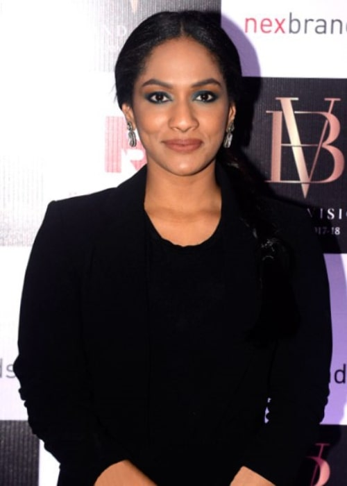 Masaba Gupta as seen in a picture taken during the Power Brands event on January 31, 2018