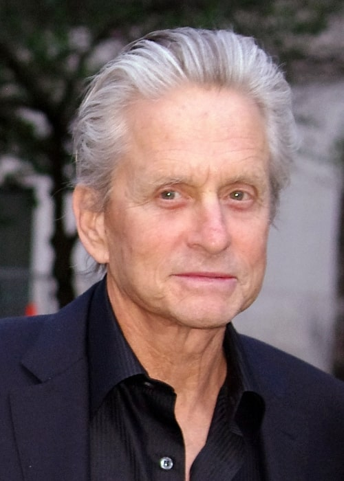 Michael Douglas as seen at the Vanity Fair party for the 2012 Tribeca Film Festival