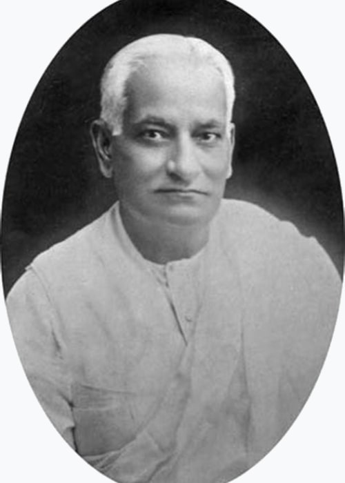 Motilal Nehru as seen in a picture taken in circa 1910s