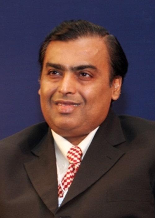 Mukesh_Ambani as seen in December 2007