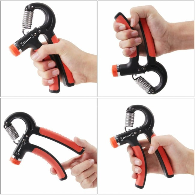NIYIKOW Grip Strengthener Exercises