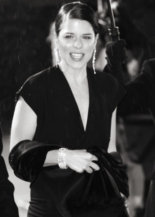 Neve Campbell as seen in a picture taken in 2006 BAFTAs